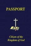 Passport for a Citizen of the Kingdom of God